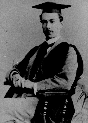 Russell in 1893 as a BA in mathematics at Trinity College, Cambridge