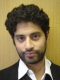 Portrait of Arif Ahmed
