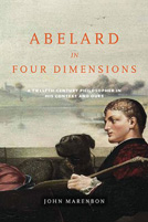 Front cover Marenbon Abelard in four dimensions