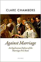 Front cover Chambers Against Marriage