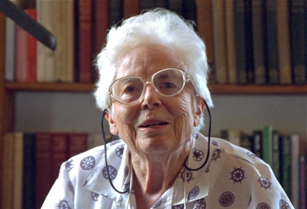 Photo of Dorothy Emmet