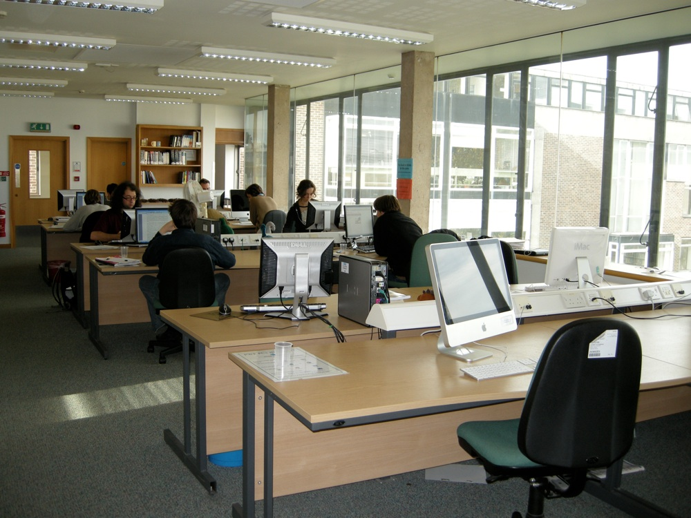 Students in Philosophy Graduate Centre