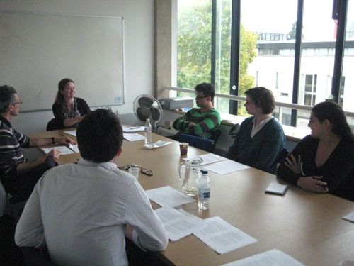 Political Philosophy Group Meeting