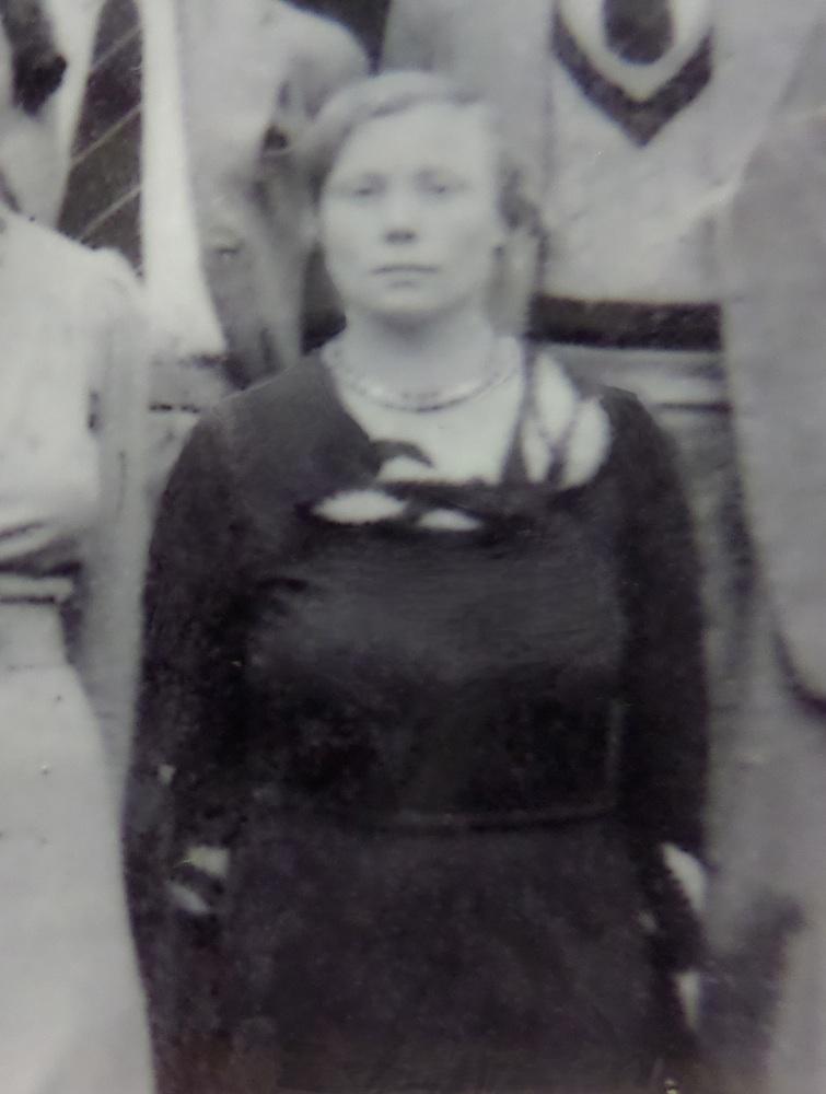 Photo of Margaret Macdonald