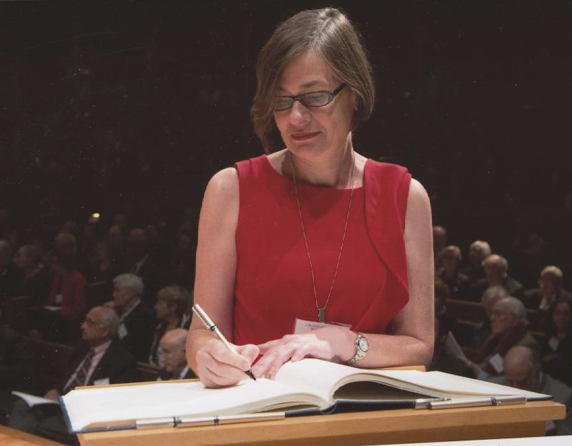 Rae Langton American Academy of Arts & Sciences induction