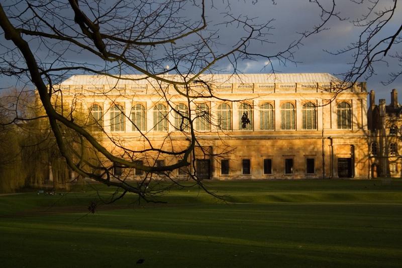 Trinity College Wren Library