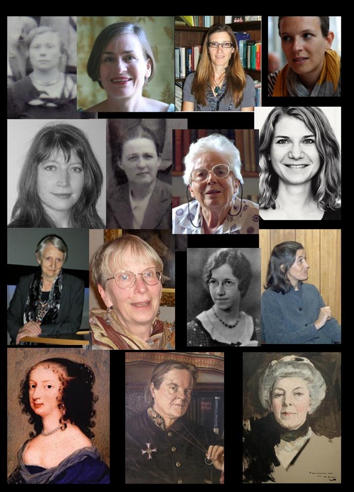 Photo of women philosophers